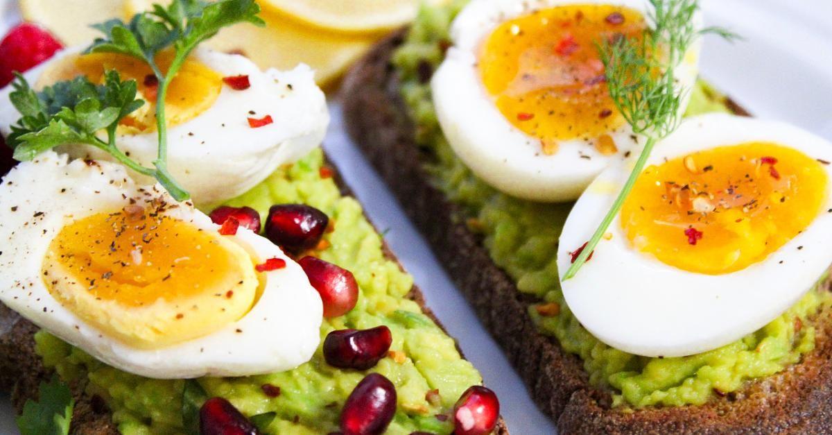 Heißhunger Auf Eier