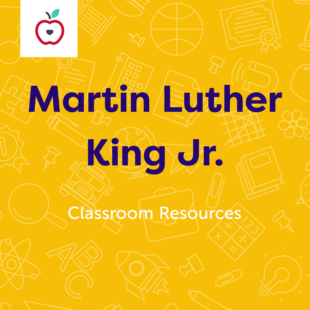 Martin Luther King Jr Resources For Teachers