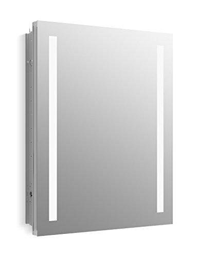 Kohler Verdera 24 Inch X 30 Inch Led Lighted Bathroom Medicine Cabinet In 2020 Lighted