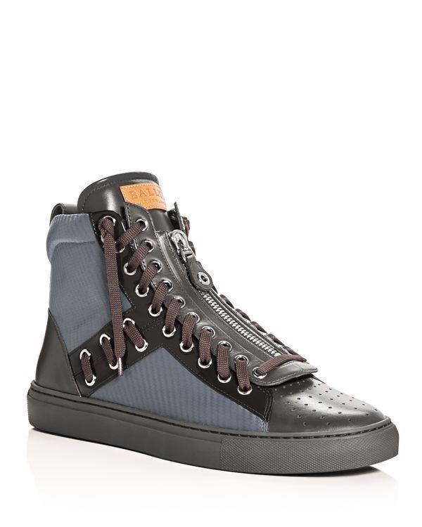 ed105e4190f Bally Hekem High Top Sneakers