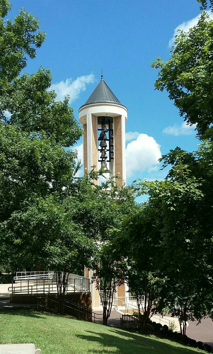 Bell Tower Dalton State College Local Photography Places To Go Outdoor Structures