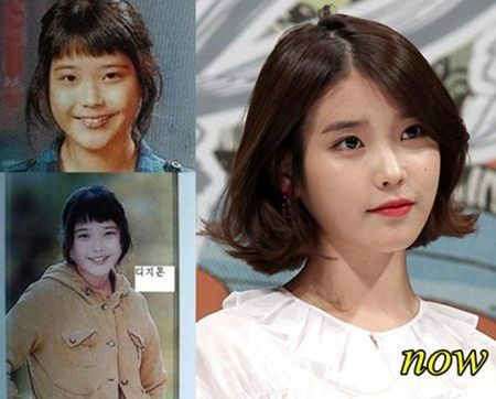 Pin On K Pop Idols Before After