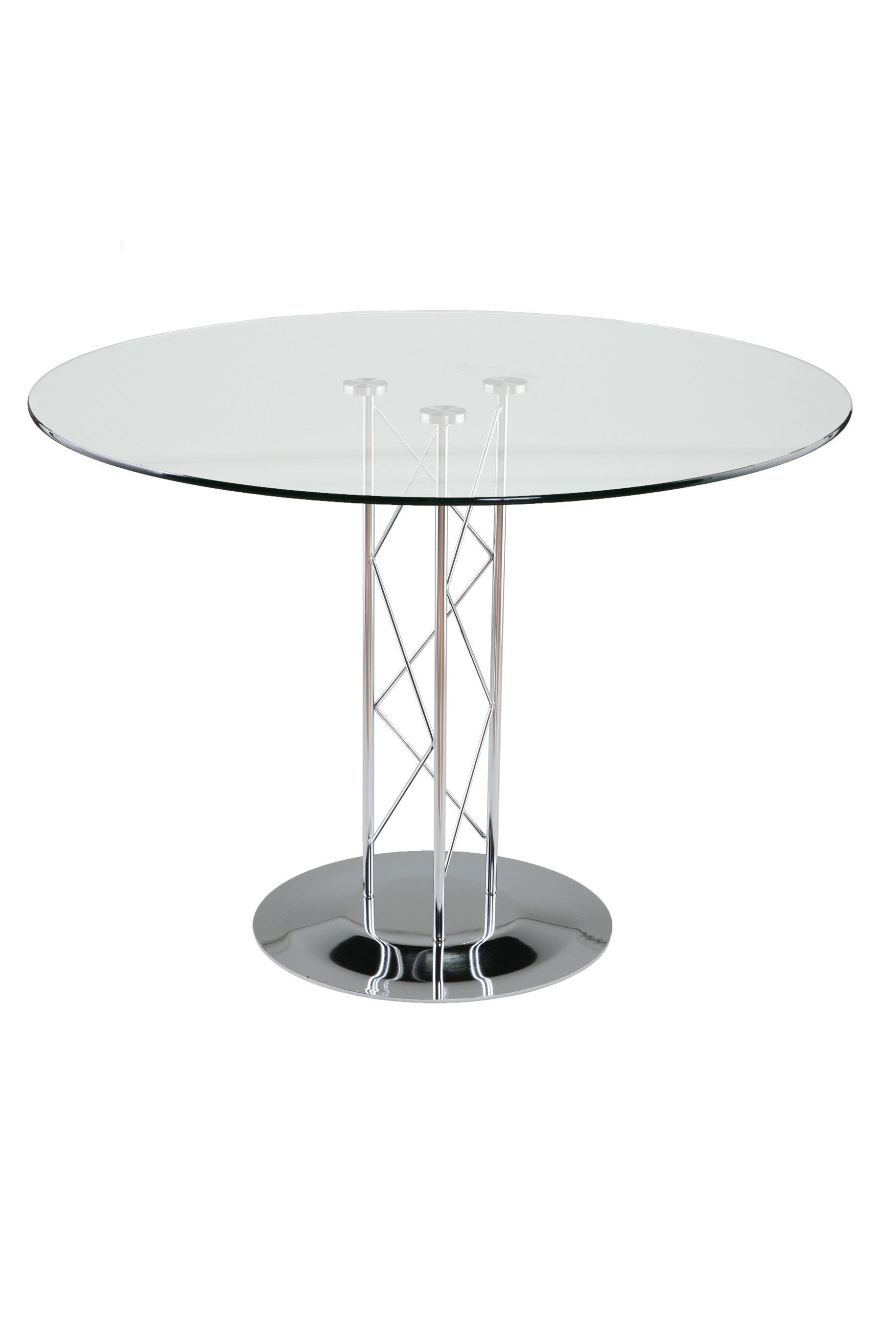 Contemporary dining table bases  Trave