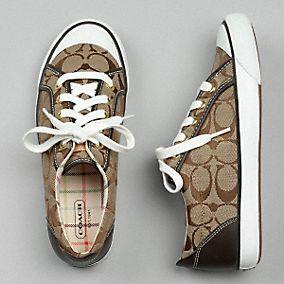 26ef691797bf5 My latest wardrobe additon! : ) Coach Sneakers | Dressed To Kill ...