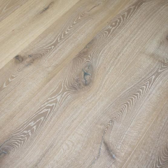 White Oak Millhouse 5 8 X 10 Wire Brushed Engineered Hardwood Flooring Flooring Engineered Hardwood Flooring Wood Floors Wide Plank