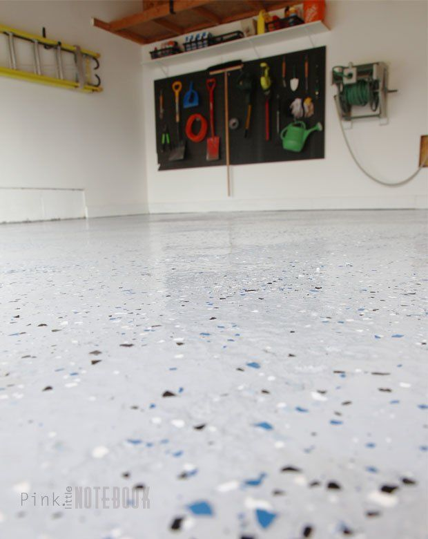 paint how floor coatings your painting with garage black epoxy and to the
