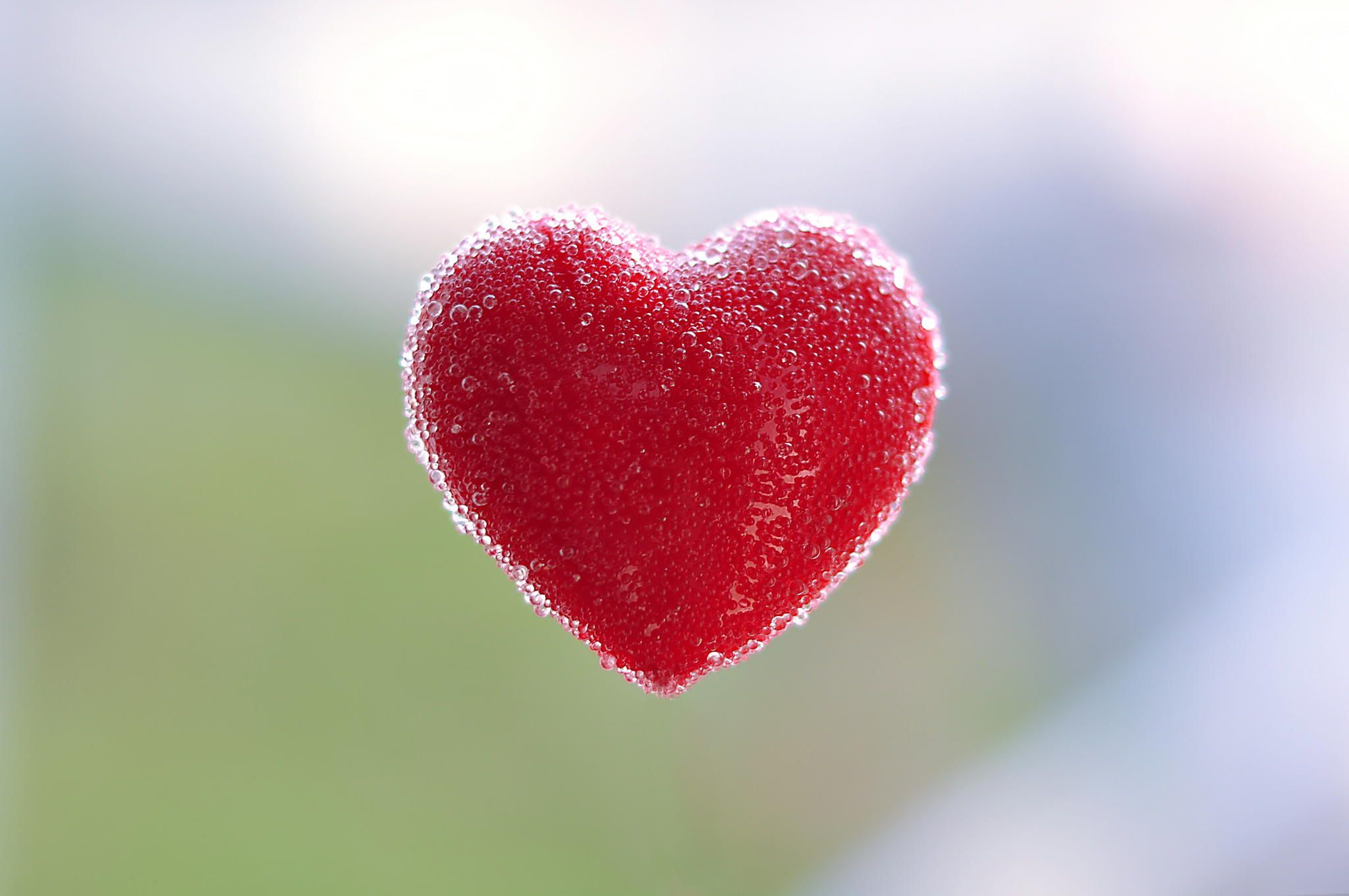 Photograph Love Is In The Air By Anna Nahabed On 500px Heart Bubbles Heart Candy