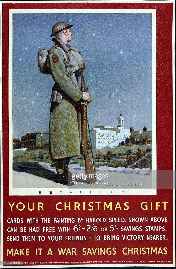 Ww2 Christmas Gifts.Your Christmas Gift Soldier At Bethlehem 1943 World War