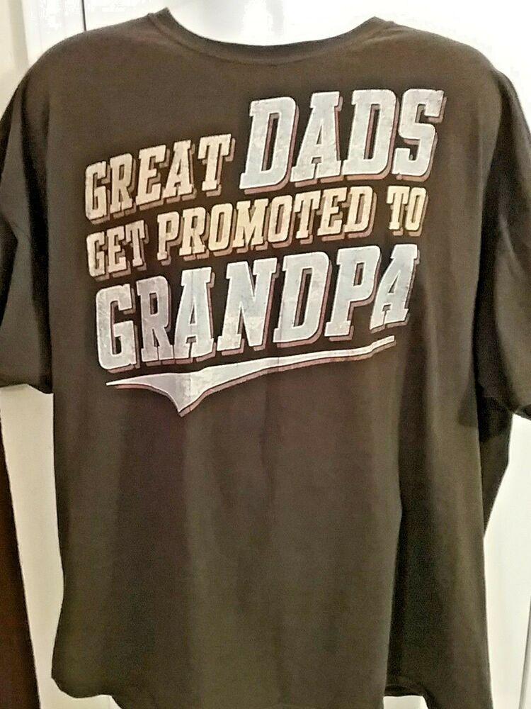 d4a5c348bb9a1a Gildan Mens 3XL Cotton Brown Short Sleeve T Shirt Grandpa Graphic Novelty  BIG #Gildan #Tshirt