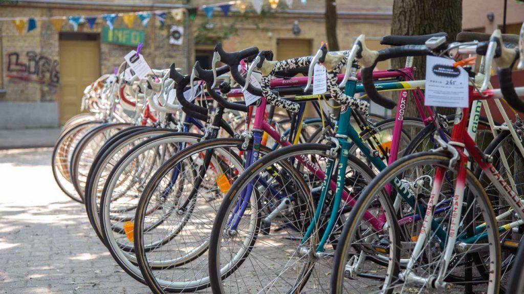 Gunstig Gebrauchtes Fahrrad Verkaufen Berliner Fahrradmarkt