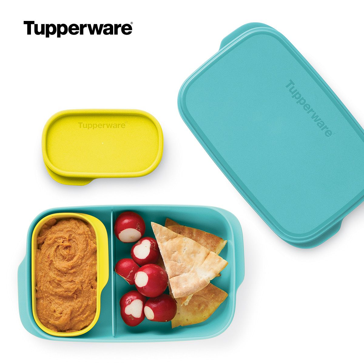 Slim Lunch 8Pc. Set Portion control made simple with