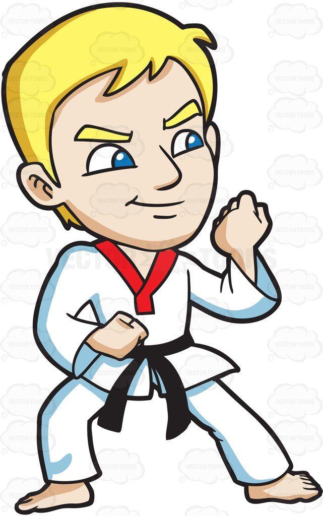 a man getting ready for a taekwondo training taekwondo training rh pinterest co uk