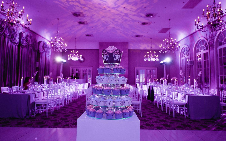 Purple wedding. | Wedding Ideas for Friends