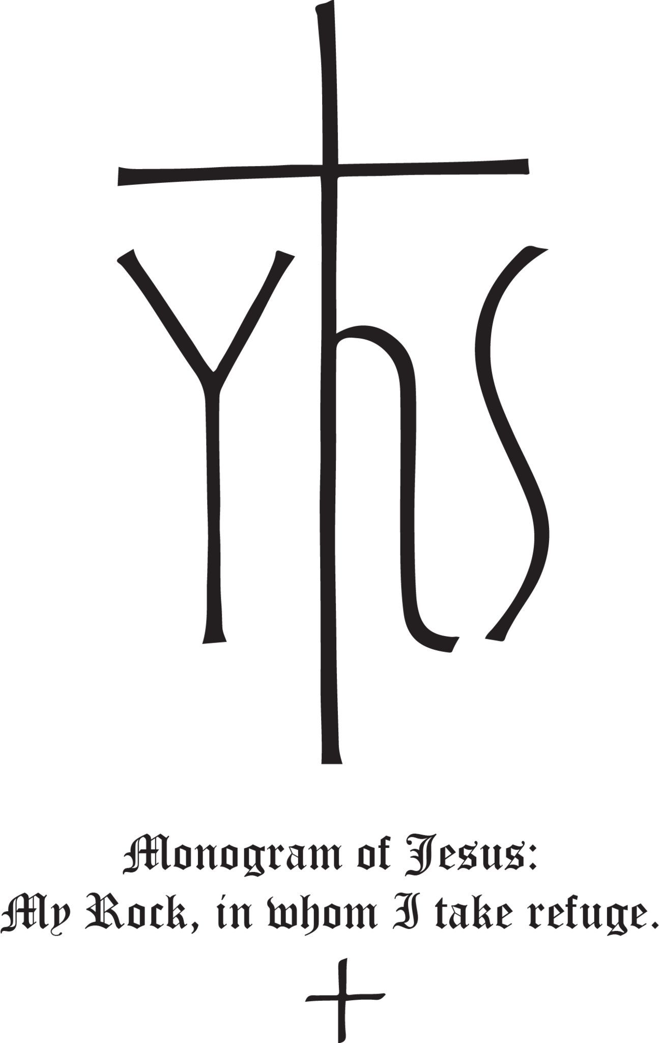 Rudolf koch christian symbol 55 monogram of jesus symbols show your support for your faith with rudolf kochs christian symbols these gorgeous and eternally hand drawn skillfully crafted christian symbols are biocorpaavc Gallery