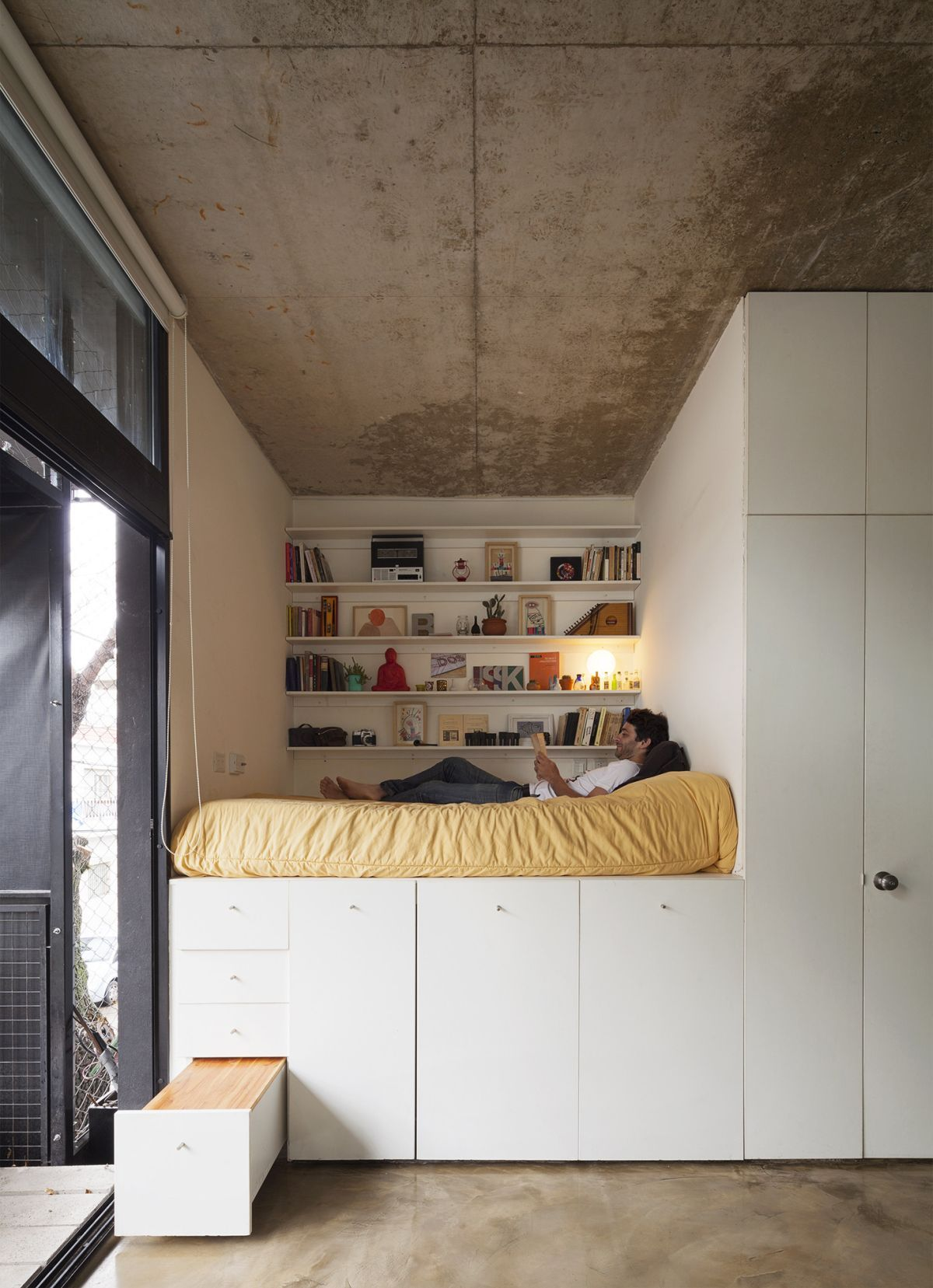 Mezzanine Bed Design clever bed designs with integrated storage for max efficiency