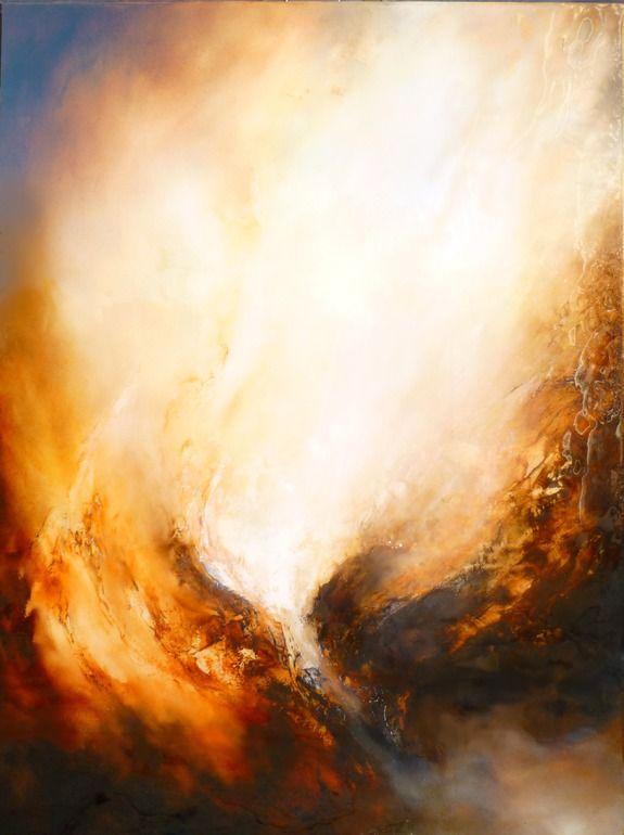 Resurrection Abstract Art