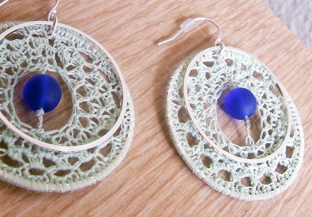 Breezy Lace Hoops   Flickr - Photo Sharing!