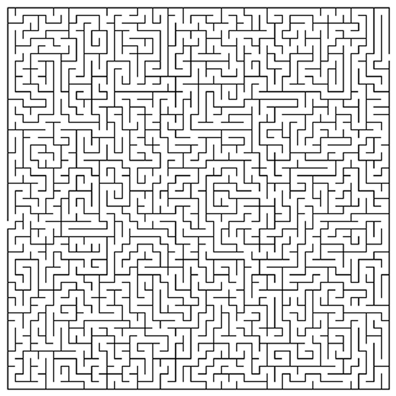 Printable Mazes For Adults Difficultextremely Hard Mazes
