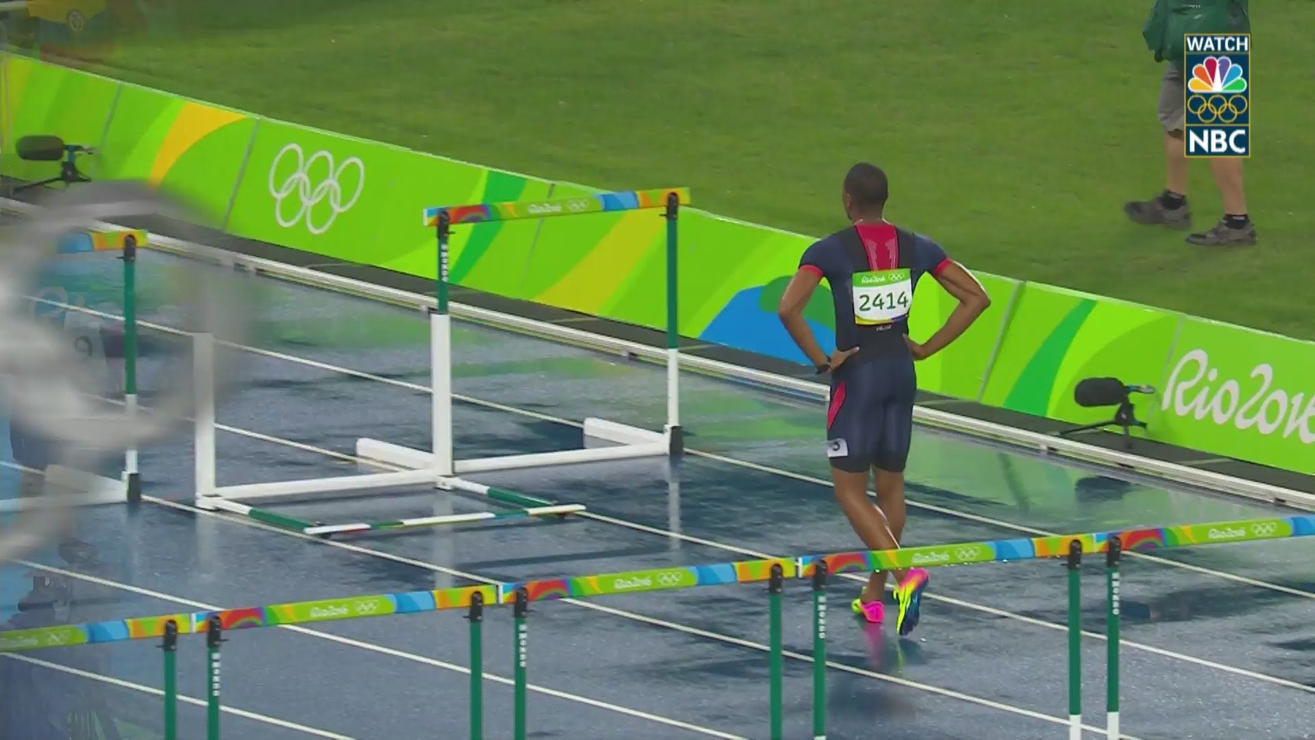 France's Belocian disqualified before first Olympic race