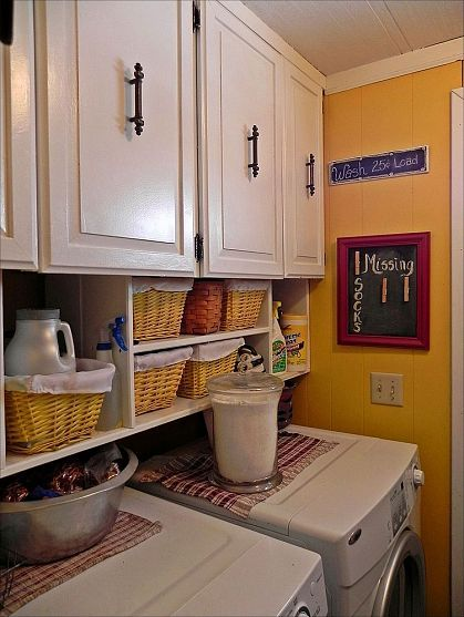 Makeover of a Mobile Home- Photo Heavy Post! | Mobile Home DIY stuff on mobile washer and dryer, mobile home kitchens, mobile home patios, mobile home fireplace, mobile home sink, mobile home bathrooms, mobile home ovens,