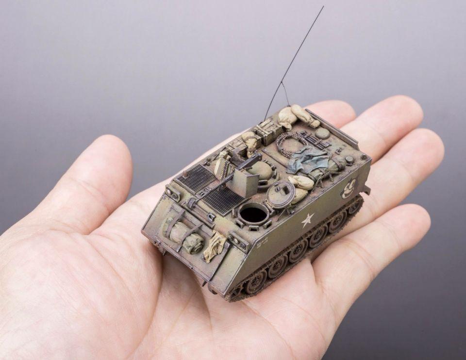 M-113 APC | S-Models 1:72 scale