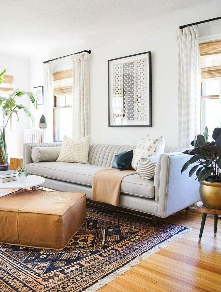 44 awesome simple house design for your inspiration on cozy apartment living room decorating ideas the easy way to look at your living room id=34028