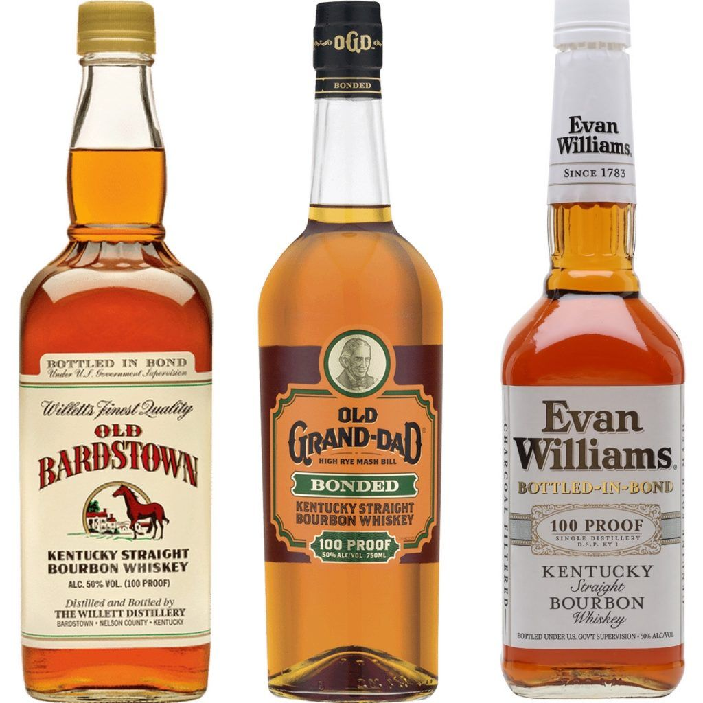 Photo of 7 of the Best Bargain Bottled-in-Bond Bourbons – The Bourbon Review