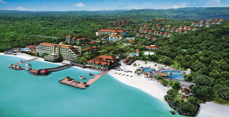 Ocho Rios Hotel Accommodations In Jamaica Sandals Ochi Beaches Resort Vacation