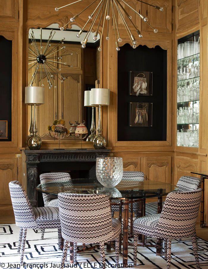 awesome Décoration Vintage - Une salle à manger seventies Check