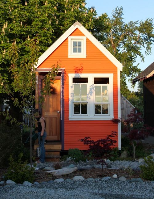 Tiny Home Designs: I Guess This House Fits Just For Me
