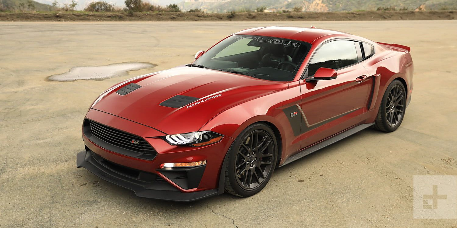 2019 Ford Mustang Roush Stage 3 Review Ford Mustang Roush Ford
