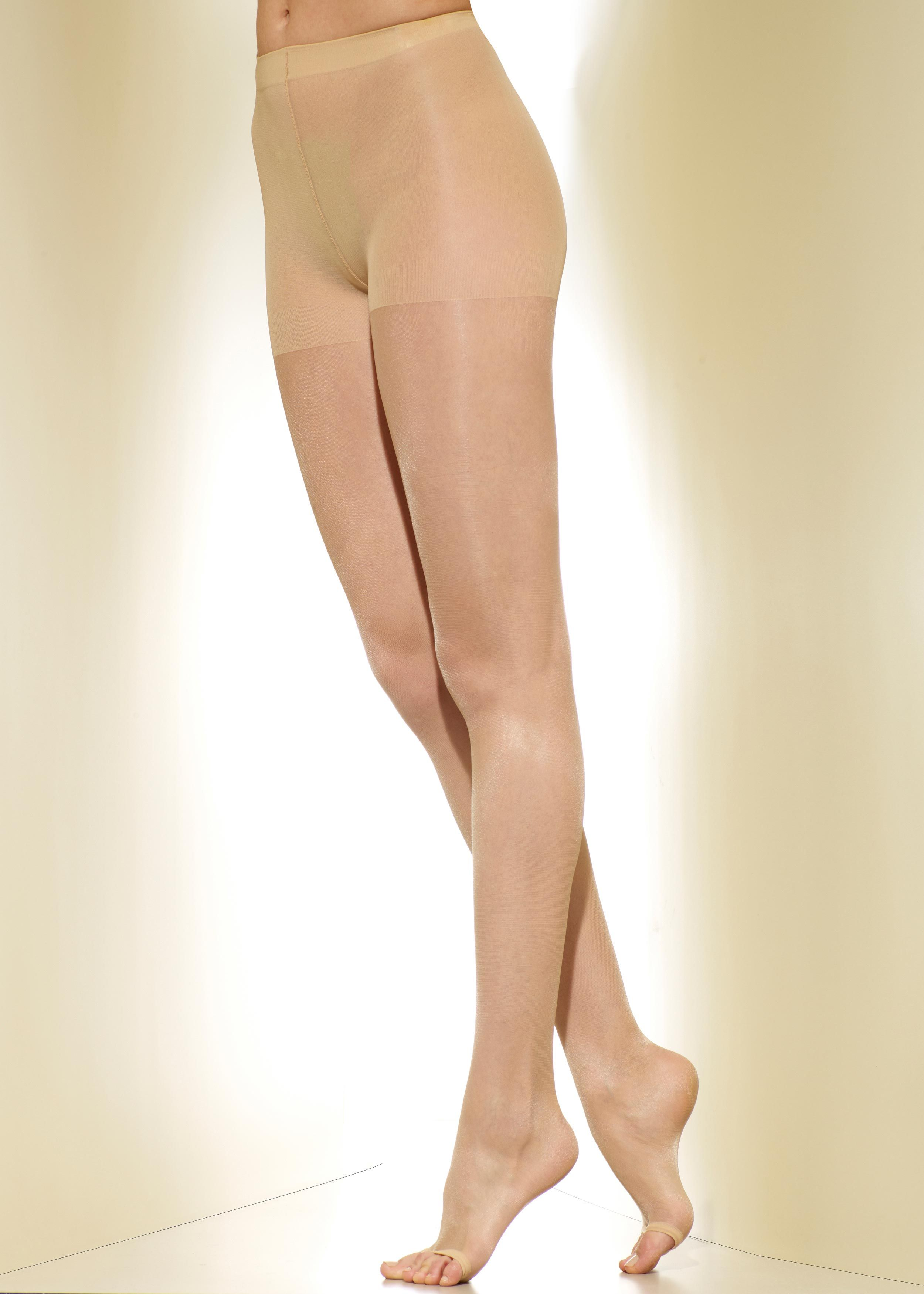 Who invented control top pantyhose