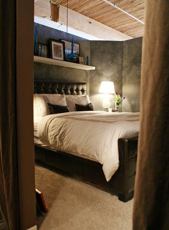 Best Benjamin's Modern Glam Bachelor Pad Urban Home Decor 400 x 300