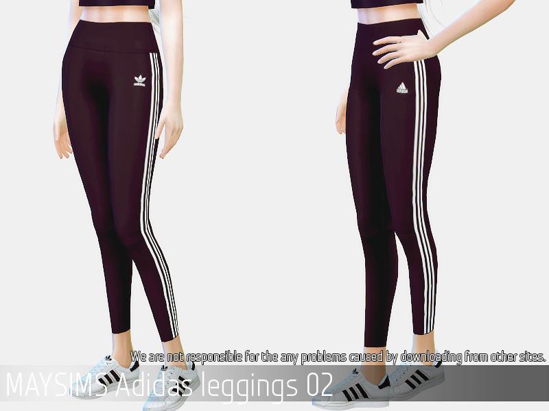 ropa adidas sims 3