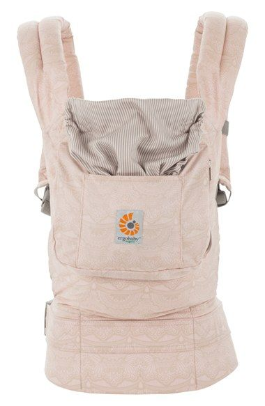 7690697790e ERGObaby  Quartz  Organic Cotton Baby Carrier (Baby) available at  Nordstrom