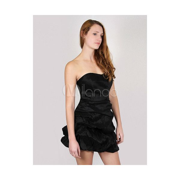 Robe de cocktail avec bustier