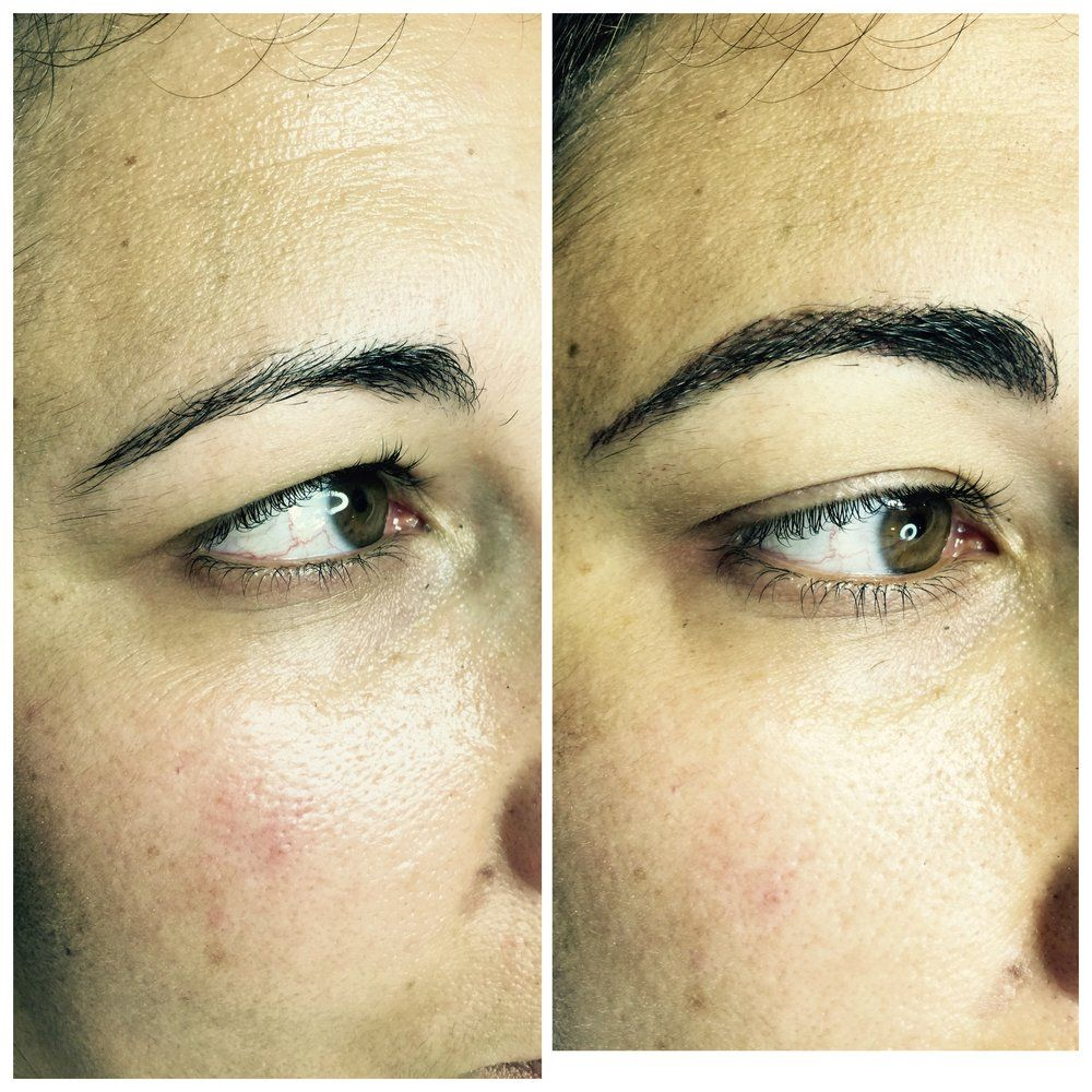 Cdbrowsnyc By Christopher Drummond 3d Eyebrow Microblading