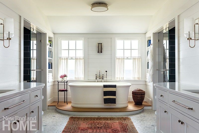 Source Hometalk Com Wait There S More A New England Farmhouse In The Snow Cozy Cottage Farmhouse Modern Farmhouse Bathroom Bathroom Decor Bathroom Makeover