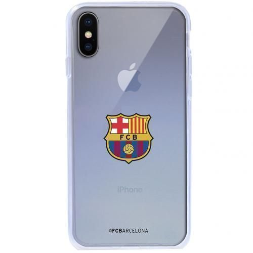 IPhone X Shock-proof Transparent TPU Case