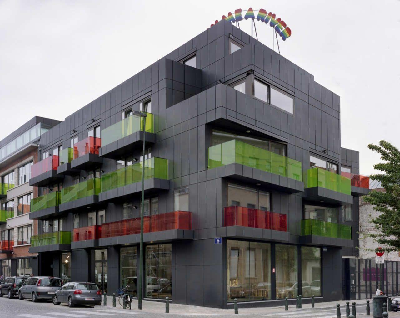Vanhaerents / Lhoas & Lhoas Architectes
