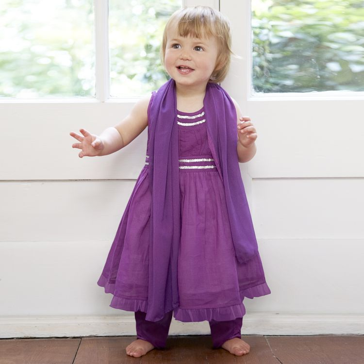 Ruby Rani - Beautiful Indian Baby Clothes and Outfits, Baby Girl and ...
