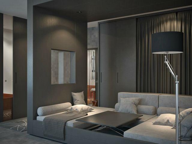 50 nuances de gris pour une maison design | Maison design, Design ...