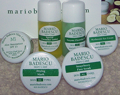 5 Free Skincare Samples From Mario Badescu Free Stuff Unlimited Com Free Beauty Samples Mario Badescu Best Natural Skin Care