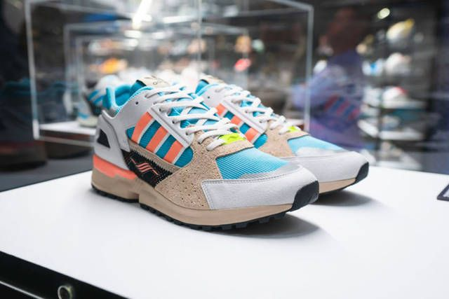 wholesale dealer 106b9 4be39 adidas ZX 4000 retro og release date sneaker retro colorway price info  december 2018 closer look images on feet