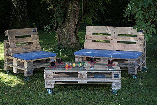 Du hättest gern Palettenmöbel im Garten, hast aber keine ...
