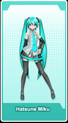 Hatsune Miku Hatsune Miku Miku Miku Hatsune Vocaloid