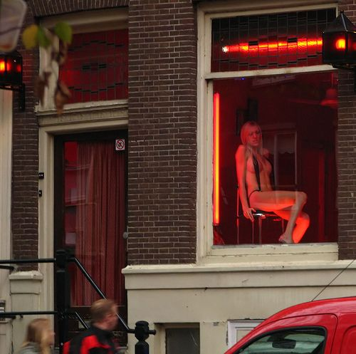 Red Light District Amsterdam Flickr Photo Sharing