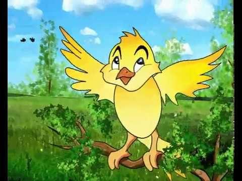 هالصيصان شو حلوين مثل اناشيد طيور الجنة وكراميش وسبيس تون عصفور فوق الشجرة Animation Pluto The Dog Character