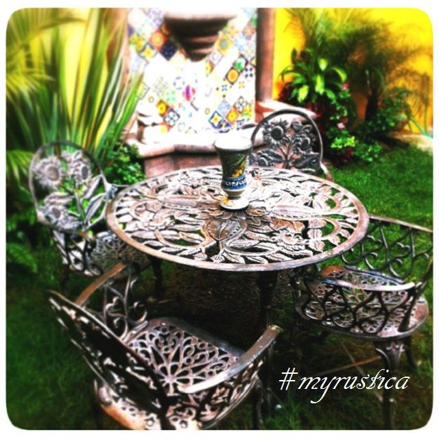 Decorative garden furniture by Rustica House   myrustica. Decorative garden furniture by Rustica House   myrustica   Rustic