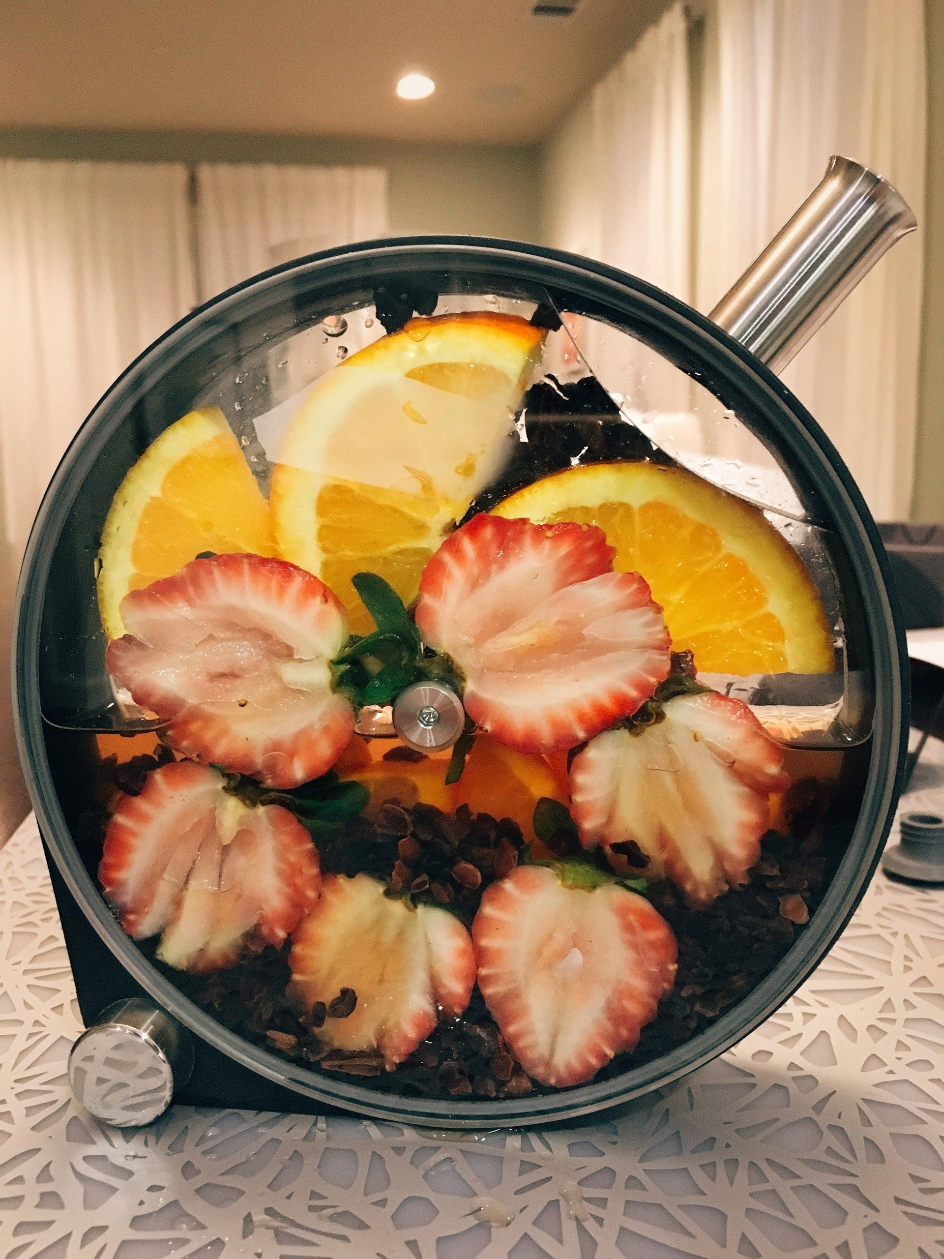 Porthole Infuser The María Félix Infused, Food, Maria